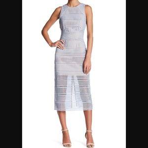 Make an Offer! Keepsake Sweet Nothing Midi Dress